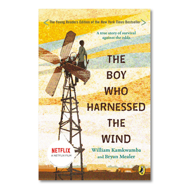 The Boy Who Harnessed the Wind by Kamkwamba Mealer