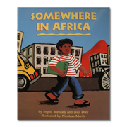 SOMEWHERE IN AFRICA by Ingrid Mennen