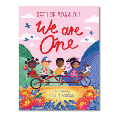 We Are One by Refiloe Moahloli