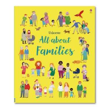 All About Families by Usborne