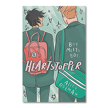 Heartstopper series (graphic novels) by Alice Oseman
