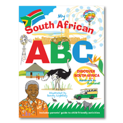 MY SOUTH AFRICAN ABC - Illustrated by Sandy Lightley