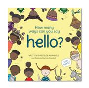 HOW MANY WAYS CAN YOU SAY HELLO by Rafiloe Moahloli