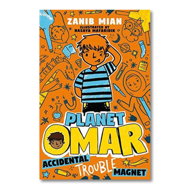 PLANET OMAR by Zanib Mian