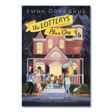 The Lottery's Plus One by Emma Donoghue