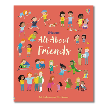 All About Friends by Usborne