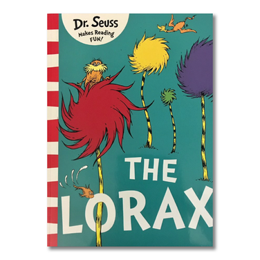 THE LORAX - by Dr Seuss