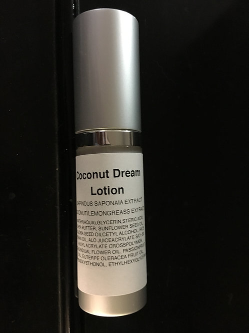 15 mil Coconut Dream Soapberry Lotion