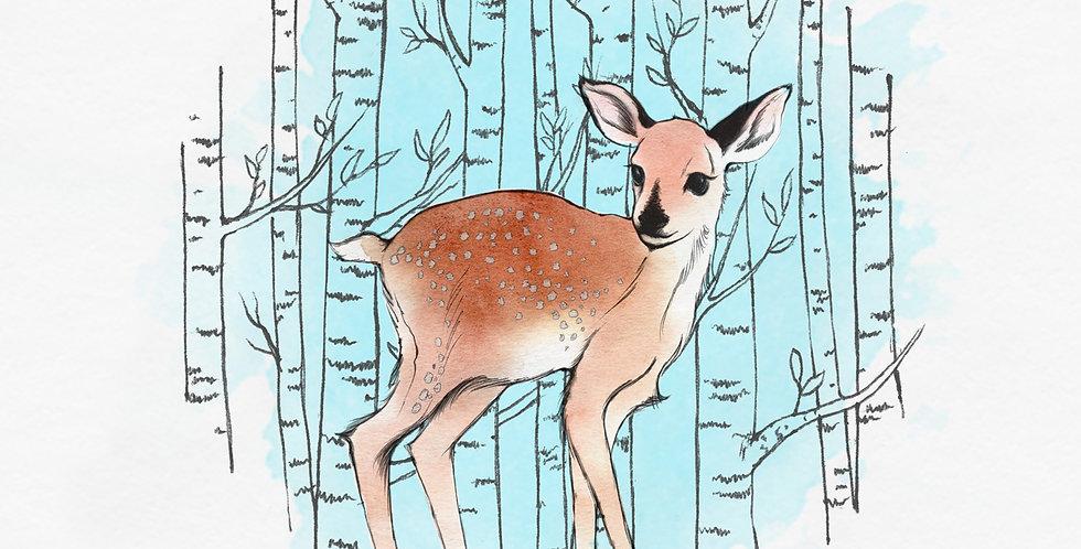 LITTLE CREATURES The Friendly Deer