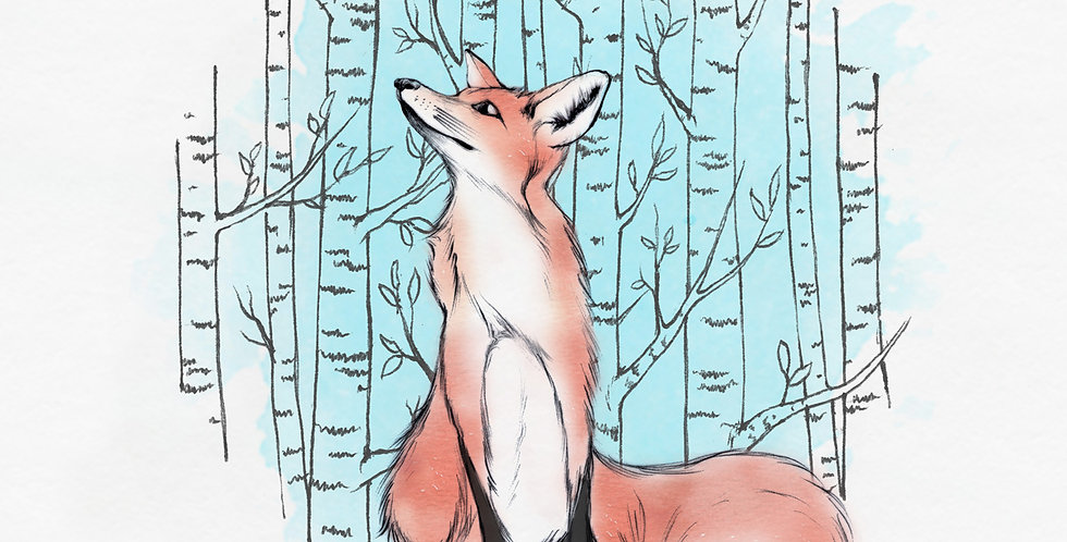LITTLE CREATURES The Tranquil Fox