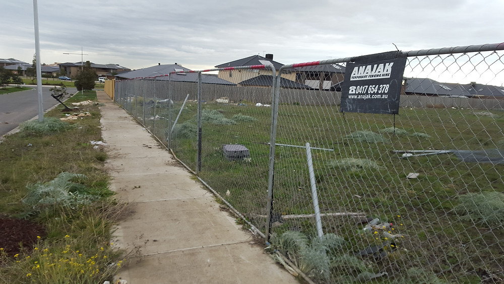 Temporary Fencing Hire Lalor