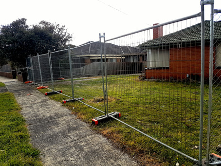 Temporary fencing hire noble park - 3174