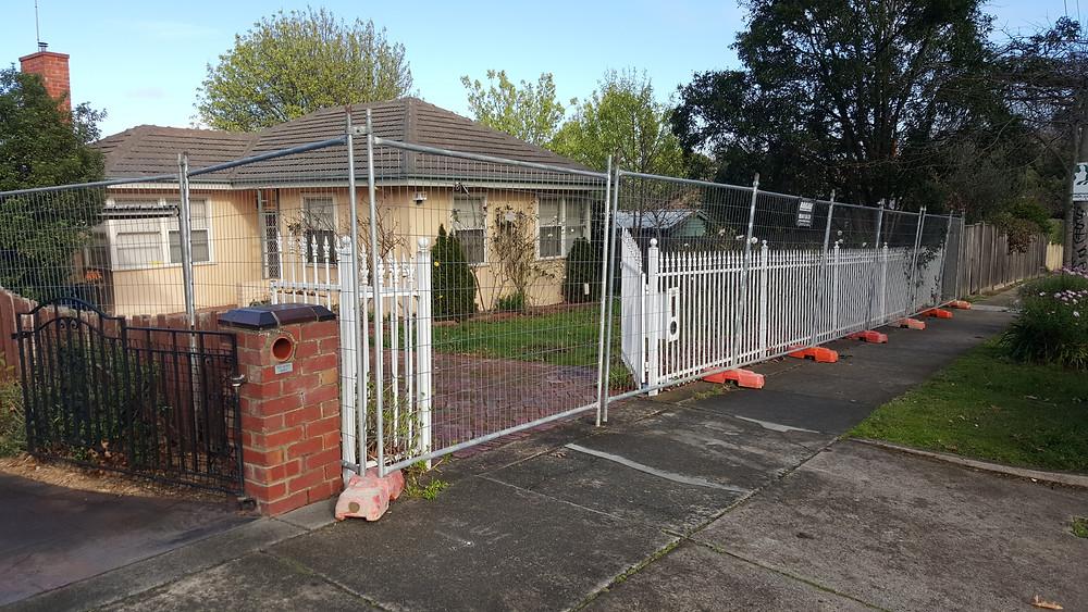 Temporary Fencing Ashburton