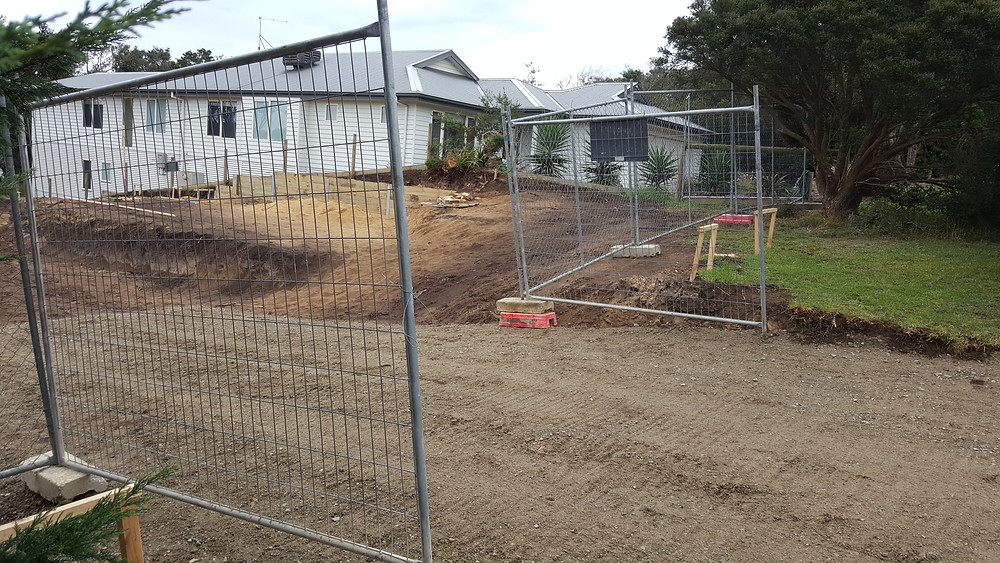 Temporary Fencing Hire Rye
