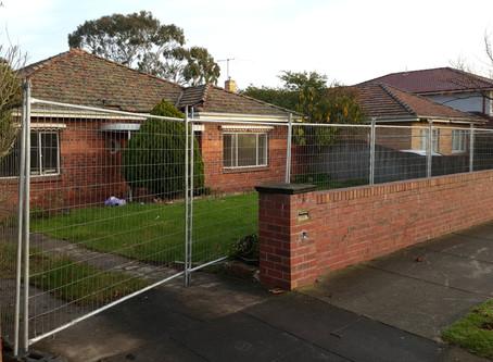 Melbourne temporary fencing hire | Melbourne temp fence hire