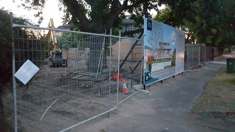 Temp Fence Hire Brighton 3186