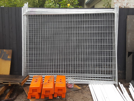 Temp Fence Hire Melbourne | ANAJAK has the solution