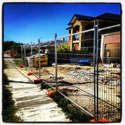 Secure your site with Melbourne Temporary fencing