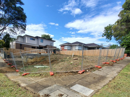 Temporary fencing hire Melbourne wide.