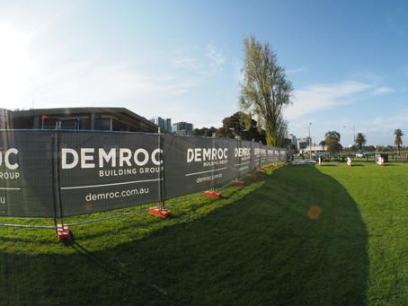 Temporary fencing Hire Albert Park