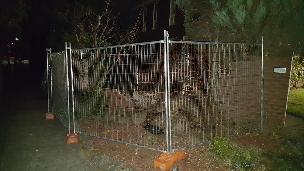 Temporary Fencing Glen Waverley