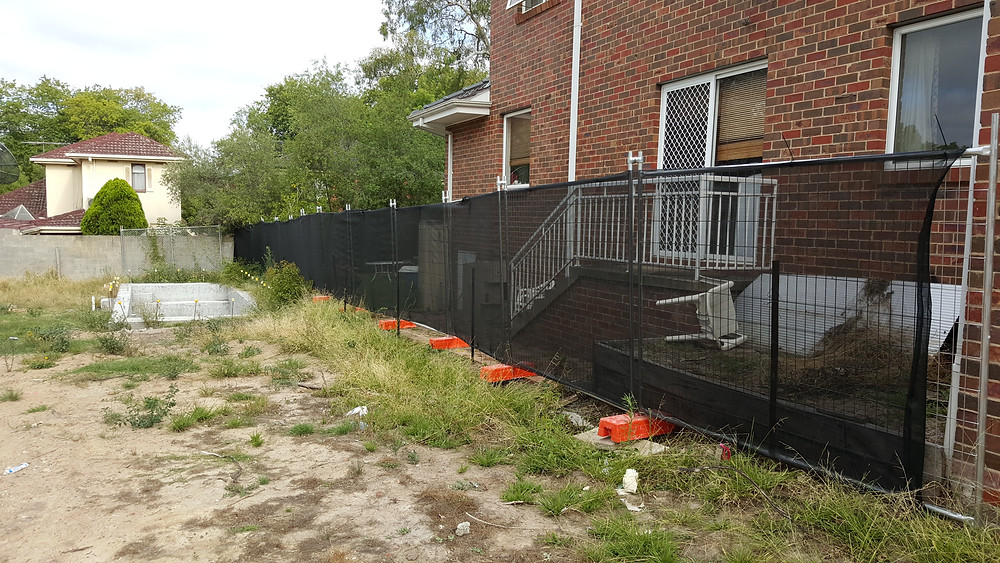 South East Melbourne Temporary Fencing Hire