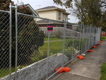 Temporary Fencing Hire Melbourne, 3000 | A Secure Site Priced Right