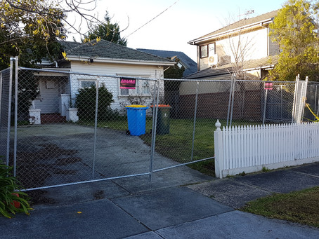 Camberwell Temporary fencing hire, 3124