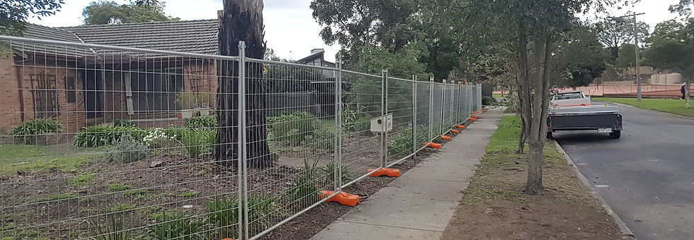 Temp Fencing Hire Melbourne