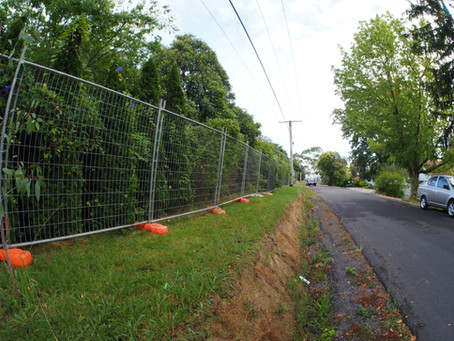 Temporary fencing hire Melbourne | A secure site, Priced right.