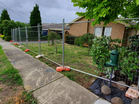 Temporary fencing hire by Melbourne's best