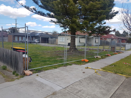 Support a Family Owned , Melbourne based Temporary Fencing Hire business
