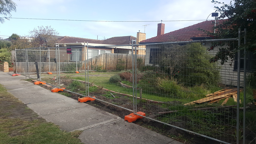 Temp Fence Hire Parkdale, 3195