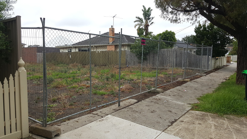 Melbourne Temporary Fence Hire