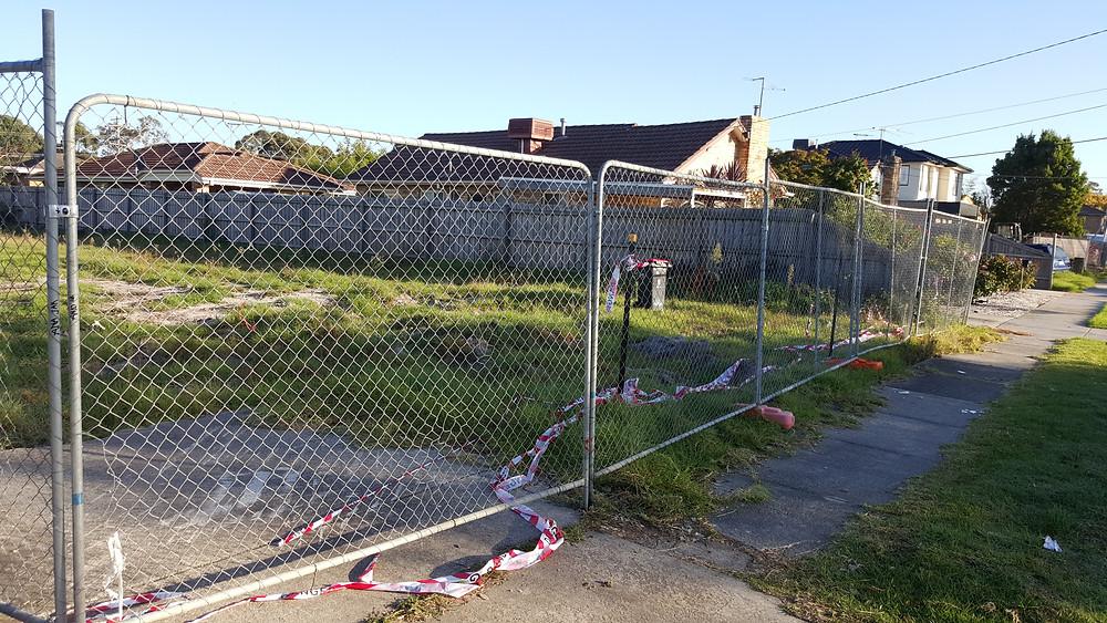 Temp Fence Hire Clayton