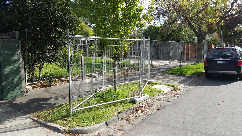 Temp Fencing Brighton