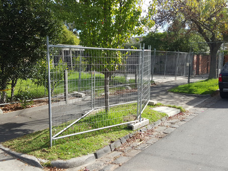 Temporary Fencing Hire Brighton, 3186