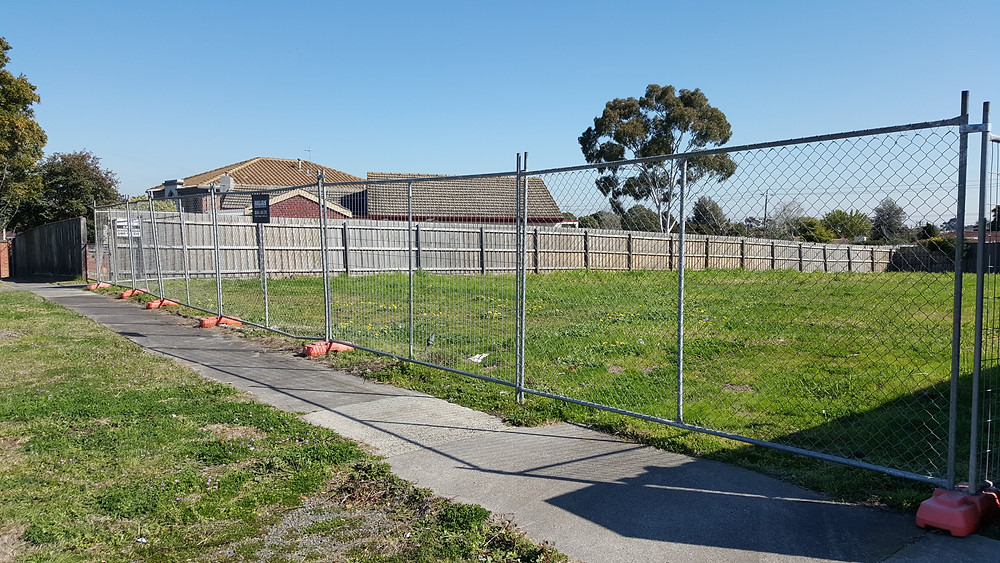 Temporary Fencing Springvale