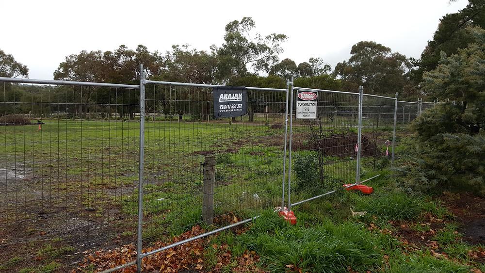 Temporary Fencing Hire Mount Martha