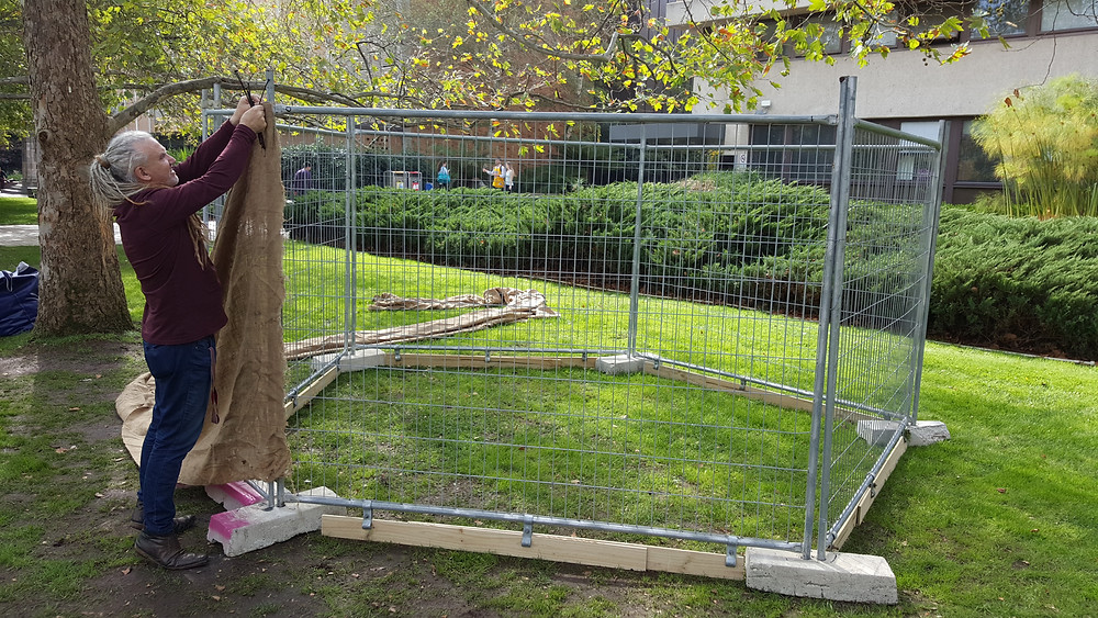 Temp Fence Hire Parkville