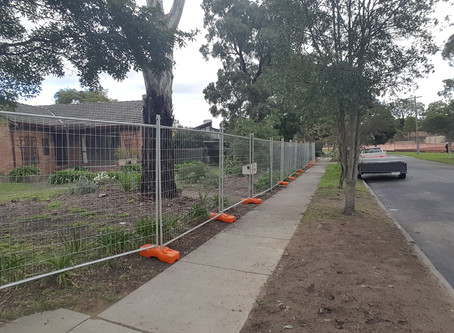 Temporary Fencing Hire Rates - 3 Things You NEED to Know