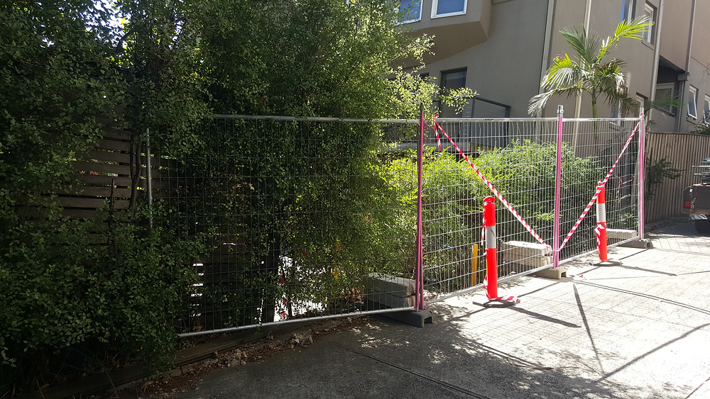 Temporary Fencing Hire Parkville