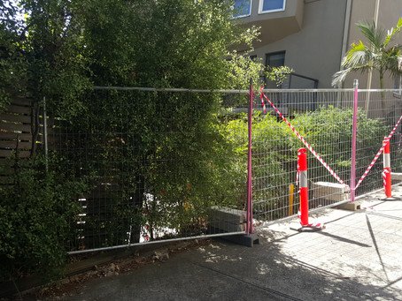 Temporary Fencing Parkville - VIC 3052