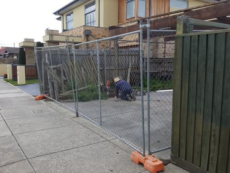 Temporary Fencing Hire Essendon