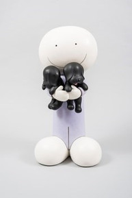 Doug Hyde - Puppy Love - Large Sculpture