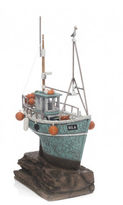 Rebecca Lardner - Gone Fishing Sculpture