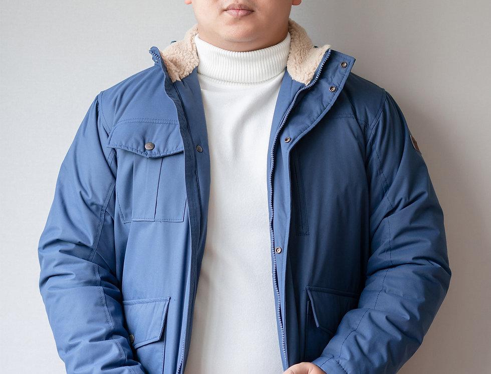 เช่าเสื้อขนเป็ด สั้น ชาย รุ่น AMERICA | DJAKLBL