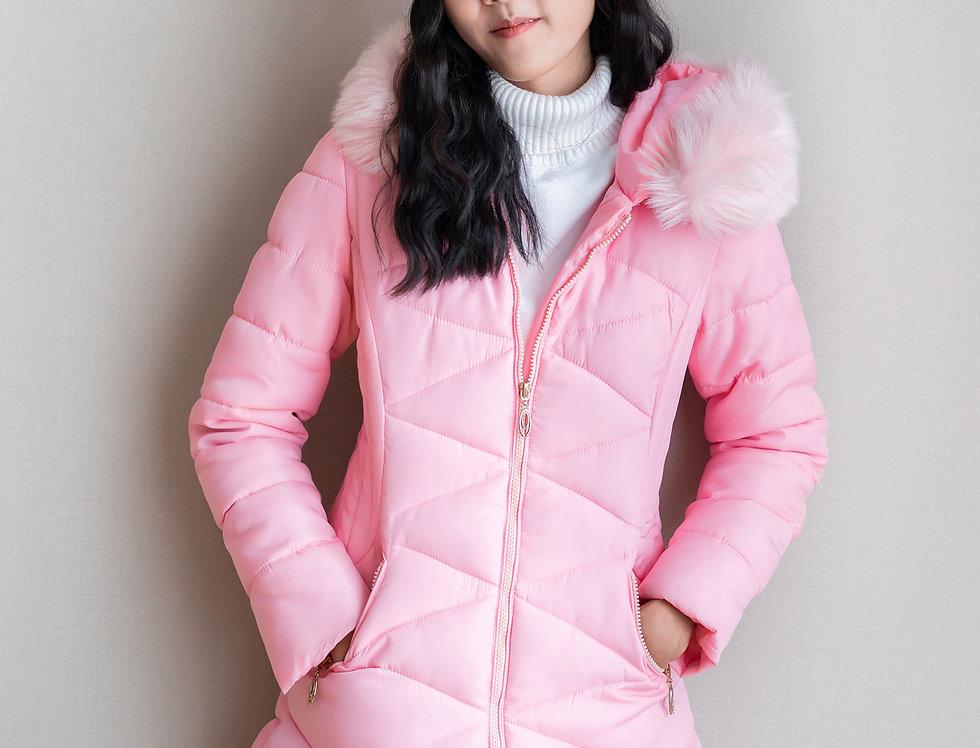 เช่าเสื้อขนเป็ดยาว หญิง รุ่น INCHEON (FH1) | DJAIHPK