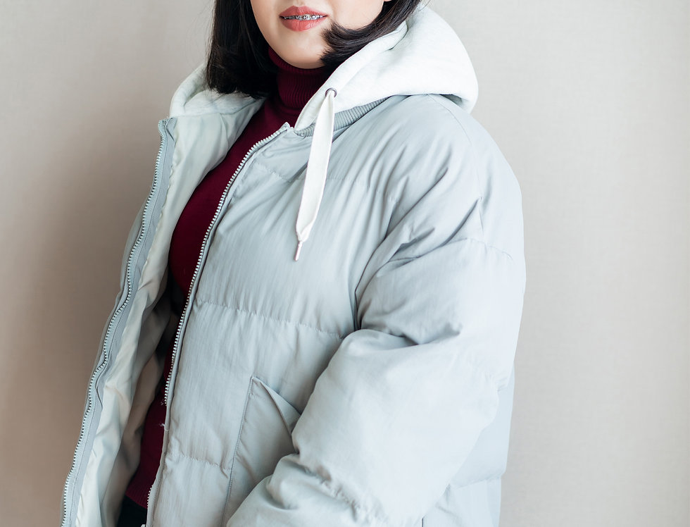 เช่าเสื้อขนเป็ดสั้น หญิง รุ่น HOODY | DJAPLGY