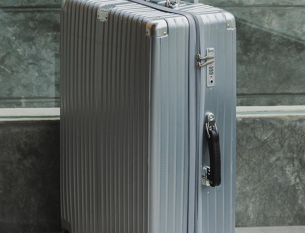 เช่ากระเป๋าเดินทาง ขนาด 26 นิ้ว รุ่น VINTAGE (Z1) | LGBARSV